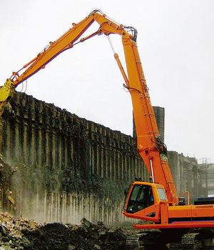 HIGH REACH DEMOLITION